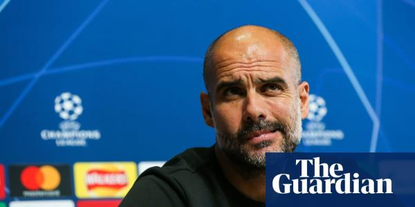 We must seduce Manchester City fans in Champions League, says Guardiola