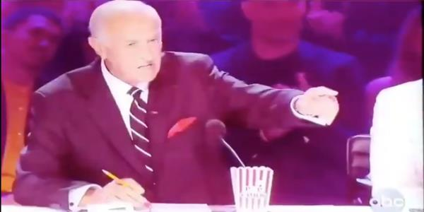 Len Goodman's Rude Response To Contestant's High-Five On US Strictly Shocks Viewers