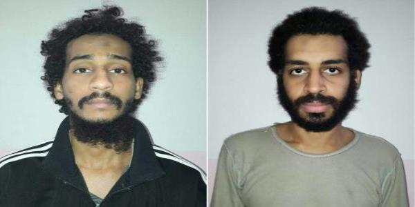 US reportedly takes custody of British Isis pair