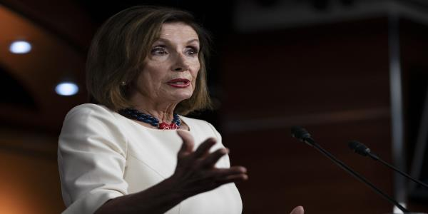 Pelosi Confronts Decision on Formal Trump Impeachment Vote