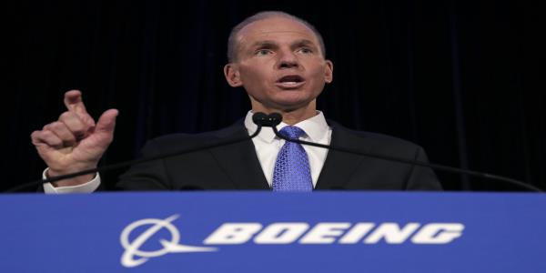 Boeing names new board chairman in setback to CEO