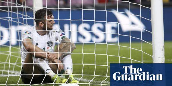 Ireland fall to Switzerland despite Darren Randolph's heroics