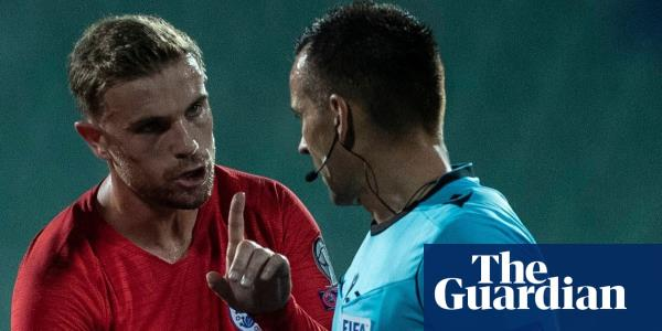 Jordan Henderson says England wanted to make racist fans 'suffer'