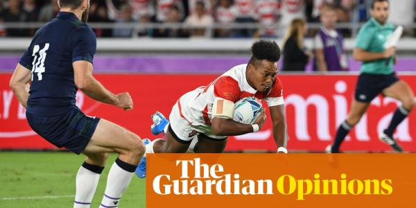 Japan's speed and skill sets an example but Springboks threaten to smother them | Ben Ryan