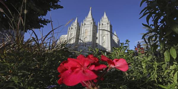 Mormon church opposes Utah LGBTQ conversion therapy ban