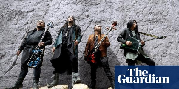 Its something new: how Mongolian rock band the Hu went viral