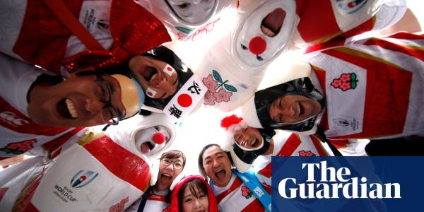 Joy and pride stirred by Japan is real value of this Rugby World Cup | Andy Bull