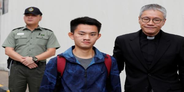 Murder suspect walks free as Hong Kong, Taiwan authorities clash