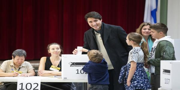 Liberal-NDP Tally Exceeds 170 Seats: Canada Election Update