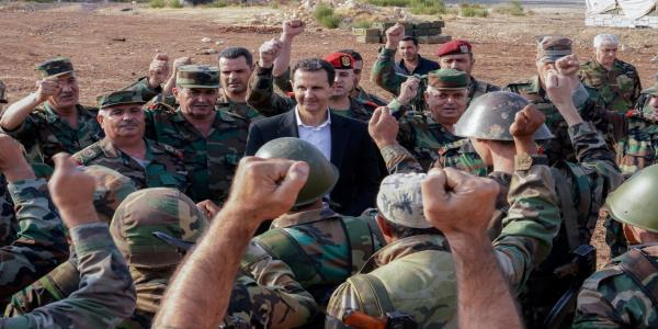 Bashar al-Assad says Syrian regime to take back all Kurdish held areas in new interview