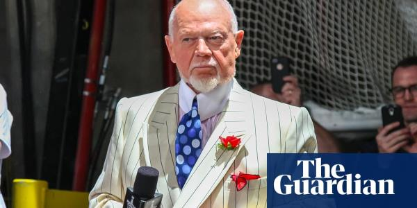 Don Cherry offered job by Russian hockey team to talk whatever he thinks