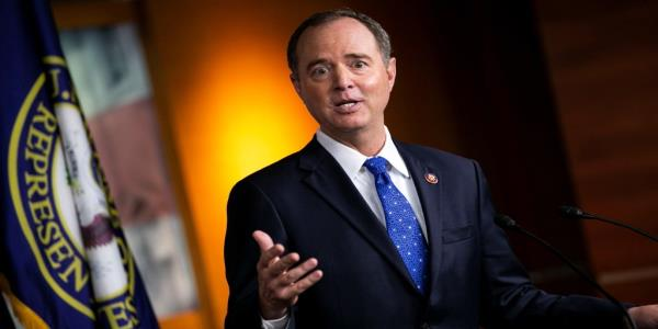 Trump Claims Schiff 'Will Only Release Doctored Transcripts'