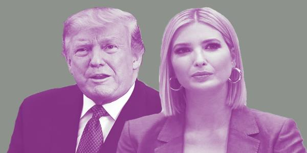Ivanka Trump Tells Her Dad: Don't Tweet the Whistleblower's Name!