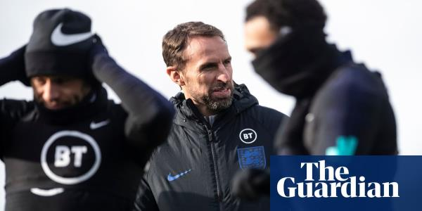 Gareth Southgate opens up on 'lonely' England job in shadow of Sterling row
