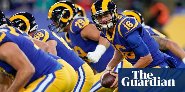 Forget a Super Bowl slump. The LA Rams have a Jared Goff problem