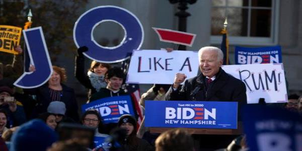 'A little out of touch': the quest to find Joe Bidens millennial supporters
