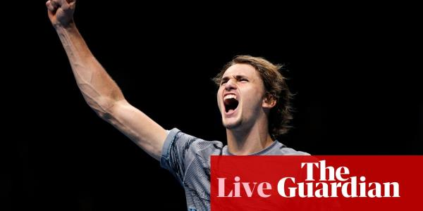 Alexander Zverev beats Daniil Medvedev at ATP World Tour Finals – as it happened
