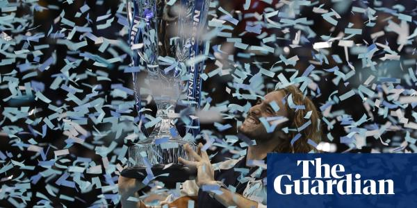 Stefanos Tsitsipas fights back to overcome Dominic Thiem and secure ATP Finals