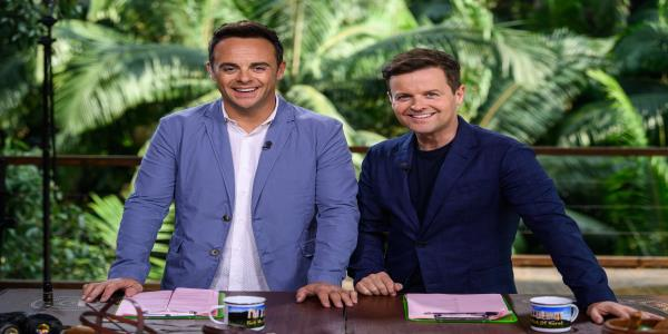 Ant And Dec Kick Off Im A Celebrity With Prince Andrew Joke