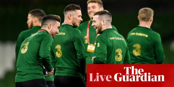 Republic of Ireland v Denmark: Euro 2020 qualifying – live!