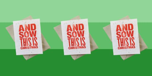 Eco-Friendly Christmas Cards For A Greener Festive Season