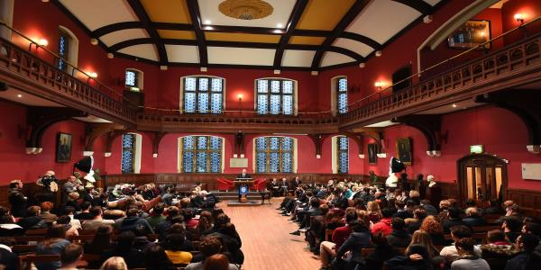 Oxford Union President Resigns After Blind Student Dragged From Prestigious Debating Society