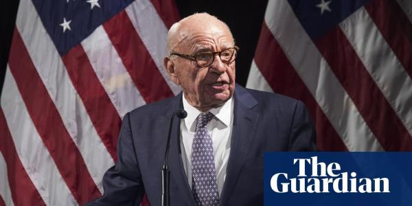 Rupert Murdoch says there are no climate change deniers around News Corp