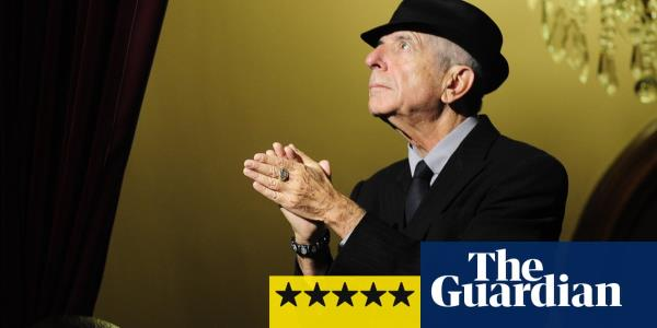 Leonard Cohen: Thanks for the Dance review – a sublime final statement
