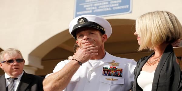Exclusive: U.S. Navy secretary backs SEALs expulsion review, despite Trump objection