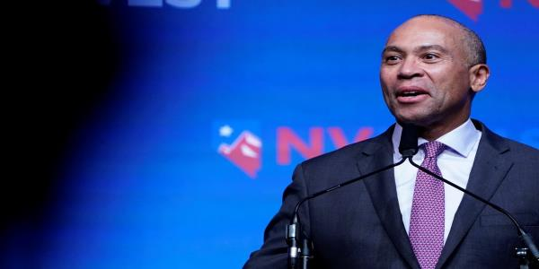 US election 2020: Could former Massachusetts governor Deval Patrick save the day for moderate Democrats?