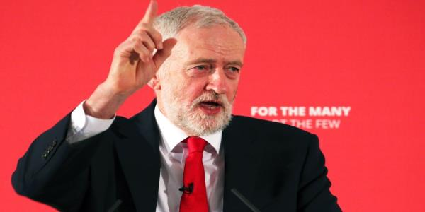 Jeremy Corbyn Reminds Us Why Israel Exists