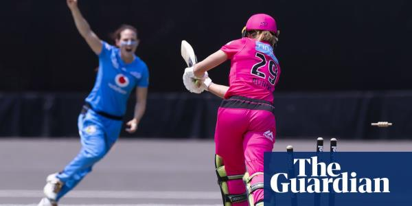 The full shebang: WBBL goes from strength to strength as finals loom | Megan Schutt