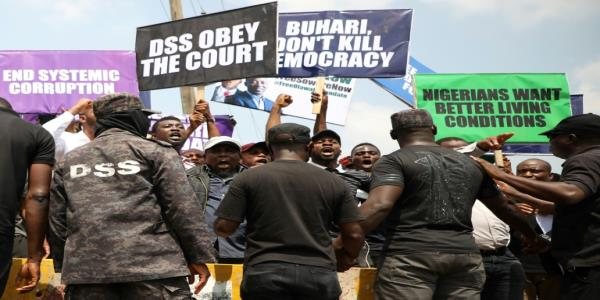 Opposition figure freed in Nigeria after court ruling