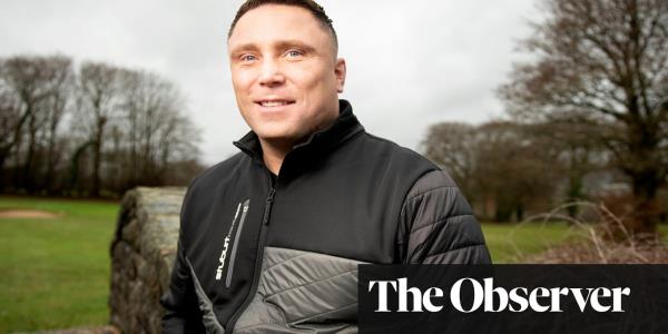 Gerwyn Price: 'I was painted as the pantomime villain of darts'