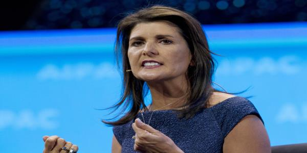 Haley: Killer hijacked Confederate flag meaning for some