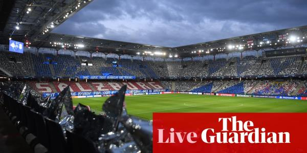RB Salzburg v Liverpool: Champions League – live!