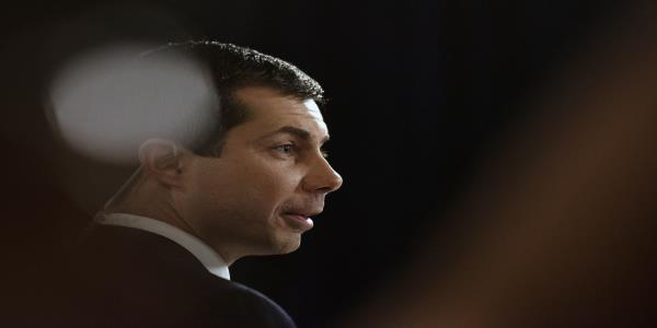 Buttigieg Says McKinsey Clients Included Blue Cross, Best Buy