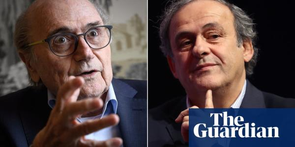 Fifa prepares to sue Sepp Blatter and Michel Platini to get £1.5m back