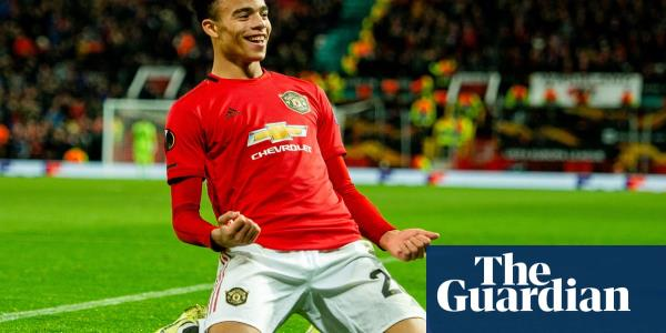 Mason Greenwood double leads Manchester United past AZ Alkmaar