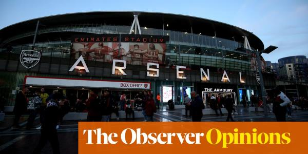 Arsenal are a reminder no one can take a place in the elite for granted | Jonathan Wilson