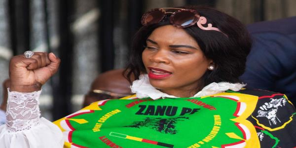 Zimbabwe Vice President's Wife Charged With Attempted Murder