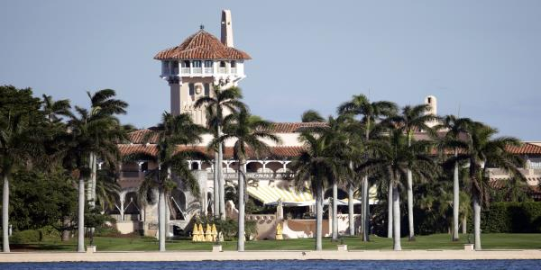 Police, Secret Service mum after new incident at Mar-a-Lago