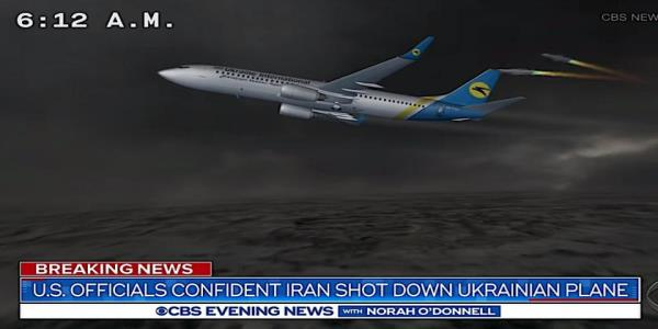 Heres what might have happened to the Ukrainian airliner that crashed in Tehran