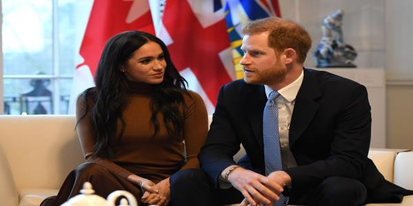 Like Harry And Meghan, Its OK To Take A Step Back From Your Family