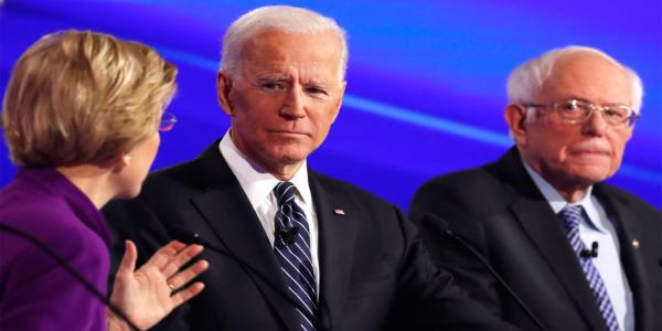 Biden Says He Would Consider Beto O'Rourke, Julian Castro as Potential Running Mates
