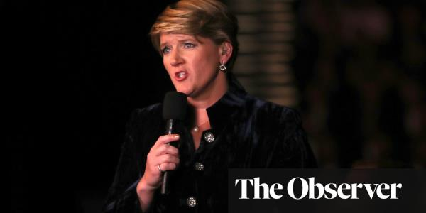 Clare Balding pulls out of arms trade dinner