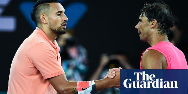 Nick Kyrgios wins hearts but ruthless Rafael Nadal takes the spoils