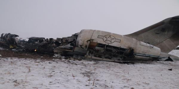 Taliban repel Afghan forces bid to reach U.S. plane crash site