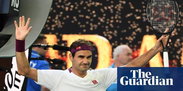 Roger Federer saves seven match points en route to semi with Djokovic