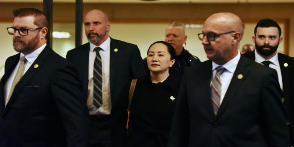 Canada court decision could end Huawei Princess extradition saga